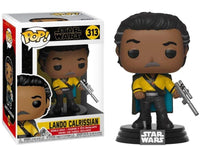 Funko Pop - 313 Star Wars: Solo - Lando Calrissian Figure