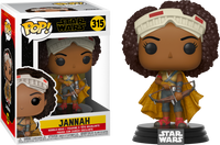 Funko Pop - 315 Star Wars: Solo - Jannah Figure
