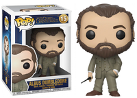 Funko Pop - 15 Fantastic Beasts Crimes/Grindelwald - Albus Dumbledore Figure *VAULTED