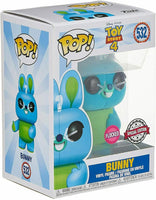 Funko Pop - 532 Disney Pixar Toy Story 4 - Bunny Vinyl Figure *FLOCKED SP