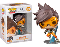 Funko Pop - 550 Games Overwatch - Tracer Vinyl Figure