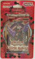 Yu-Gi-Oh! Cosmo Blazer Booster Sealed Card Game Pack - English Edition