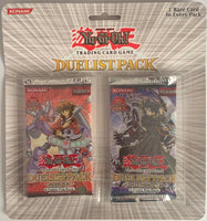 Yu-Gi-Oh! Jaden & Chazz (2) Duelist Booster Sealed Game Packs - English Edition