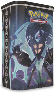 Pokemon Deck Shield LUNALA Sealed Box - 2 Packs + Storage