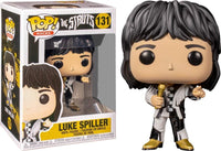 Funko Pop - 131 Rocks The Struts - Luke Spiller Vinyl Figure