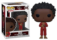Funko Pop - 835 Movies - US - Red with scissors Vinyl Figure