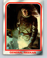1980 Topps The Empire Strikes Back #18 General Rieekan   V43337