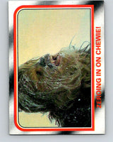 1980 Topps The Empire Strikes Back #31 Zeroing in on Chewie!   V43367