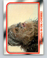 1980 Topps The Empire Strikes Back #31 Zeroing in on Chewie!   V43368