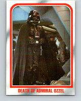 1980 Topps The Empire Strikes Back #34 Death of Admiral Ozzel   V43372