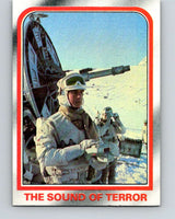 1980 Topps The Empire Strikes Back #39 The Sound of Terror   V43382