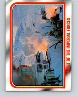 1980 Topps The Empire Strikes Back #42 Might of the Imperial Forces   V43388