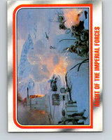 1980 Topps The Empire Strikes Back #42 Might of the Imperial Forces   V43390