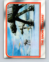 1980 Topps The Empire Strikes Back #43 The Snow Walkers   V43391