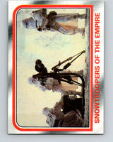 1980 Topps The Empire Strikes Back #51 Snowtroopers of the Empire   V43410