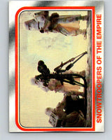 1980 Topps The Empire Strikes Back #51 Snowtroopers of the Empire   V43411