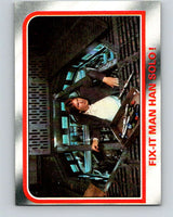 1980 Topps The Empire Strikes Back #55 Fix-It Man Han Solo!   V43416