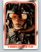1980 Topps The Empire Strikes Back #56 A Sudden Change of Plan   V43419