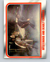 1980 Topps The Empire Strikes Back #68 Mysterious and Deadly Chamber   V43441