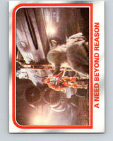 1980 Topps The Empire Strikes Back #72 A Need Beyond Reason   V43452