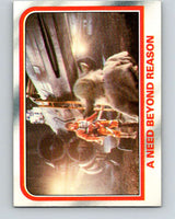 1980 Topps The Empire Strikes Back #72 A Need Beyond Reason   V43453