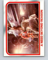 1980 Topps The Empire Strikes Back #72 A Need Beyond Reason   V43454