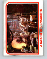 1980 Topps The Empire Strikes Back #82 A Swarm of Ugnaughts   V43477
