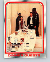 1980 Topps The Empire Strikes Back #86 Dinner Guests   V43483