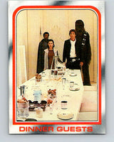 1980 Topps The Empire Strikes Back #86 Dinner Guests   V43484