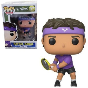 Funko Pop - 07 Tennis Sports - Rafael Nadal  Vinyl Figure