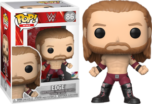 Funko Pop - 86 WWE - Edge Arms Out to Side Vinyl Figure