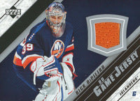 2005-06 Upper Deck Game Jersey RICK DIPIETRO NHL Hockey 00718