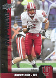 2011 Upper Deck Rookie TANDON DOSS Star Rookies RC UD Football 01024