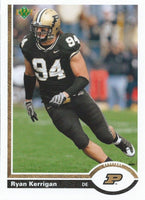 2011 Upper Deck 20th Anniversary RYAN KERRIGAN UD Football 01060