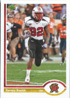 2011 Upper Deck 20th Anniversary TORREY SMITH UD Football 01059