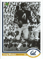 2011 Upper Deck 20th Anniversary CRAIG MORTON UD Football 01062