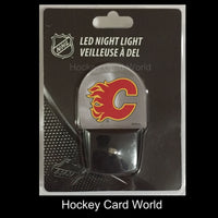Calgary Flames Licensed NHL LED Night Light - Brand New In Box