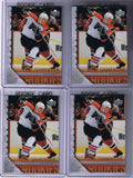 2005-06 Upper Deck YG R.J. UMBERGER Young Guns Rookie Flyers 02322