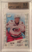 2010-11 Upper Deck Ice JEFF SKINNER 10/99 RC BGS 9.5 UD Rookie Premiers
