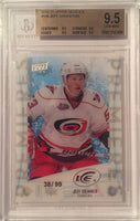 2010-11 Upper Deck Ice JEFF SKINNER 38/99 RC BGS 9.5 UD Rookie Premiers