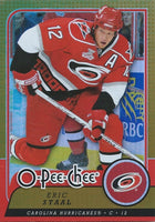 2009-10 O-Pee-Chee Gold #487 ERIC STAAL Upper Deck NHL Senators 01366