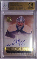 2011-12 The Cup Gold ALLEN YORK Rookie BGS 9.5 w/ BGS 10 Auto 19/41 Rainbow