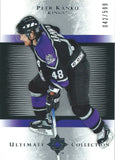 2005-06 Ultimate Collection PETR KANKO RC 42/599 Upper Deck Rookies 00980
