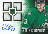 2013-14 Panini Prime KEVIN CONNAUTON Jersey Auto/RC 91/199 Rookie 01626