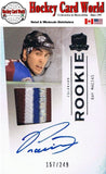 2009-10 The Cup RAY MACIAS Patch/Auto Rookie 157/249 RC - 4 Colors