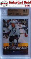 2008-09 Upper Deck STEVEN STAMKOS BGS 9.5 Young Guns RC 9.5 9 9.5 9.5