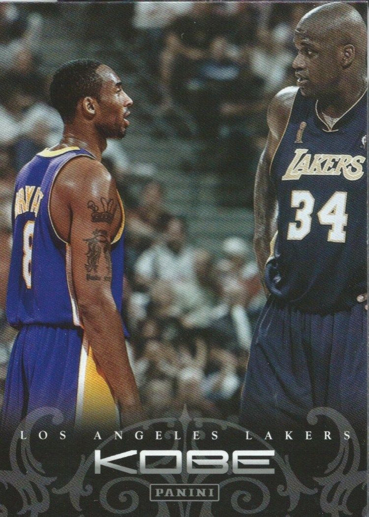 2012-13 Panini Kobe Anthology #93 KOBE BRYANT Basketball NBA 01124