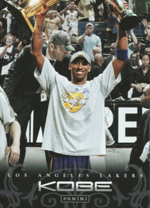 2012-13 Panini Kobe Anthology #167 KOBE BRYANT Basketball NBA 01126