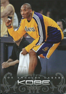 2012-13 Panini Kobe Anthology #185 KOBE BRYANT Basketball NBA 01127