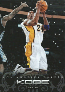 2012-13 Panini Kobe Anthology #196 KOBE BRYANT Basketball NBA 01118